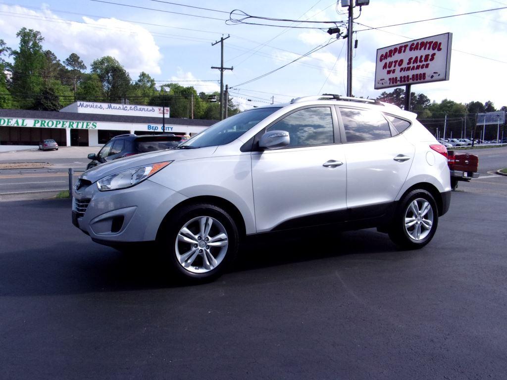 Capitol Auto Sales >> Carpet Capitol Auto Sales 2012 Hyundai Tucson Pictures Dalton Ga